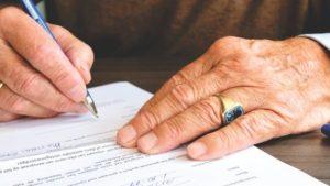 verwerkersovereenkomst AVG - GDPR