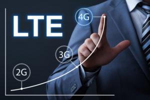 4G-LTE mobiel internet