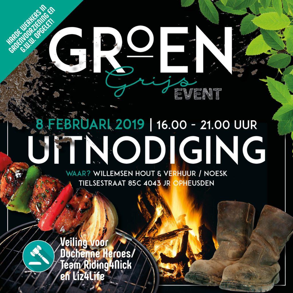GroenGrijs Event