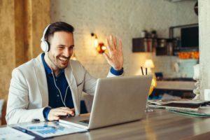 Sales via online tools